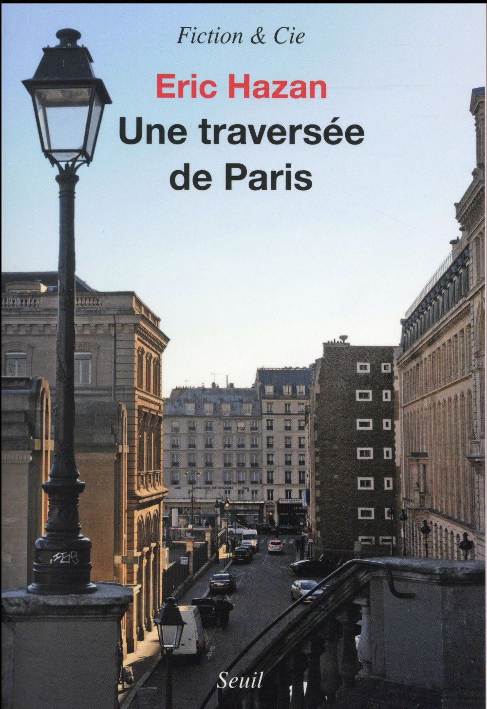 UNE TRAVERSEE DE PARIS